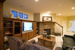 South Minneapolis Basement Remodeling Design