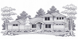 Chaska Custom Home Design
