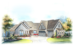 Burnsville Custom Home Design