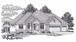 Richfield Custom Home Design