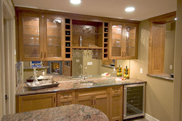 Burnsville Basement Remodeling Design